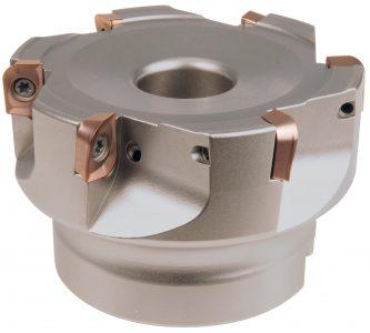 PreMill® Hoekfrees, met opsteekdoorn, met binnenkoeling (BK), type: MR190Q