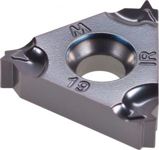 PreThread® Whitworth 55° deelprofiel binnendraadsnijplaat