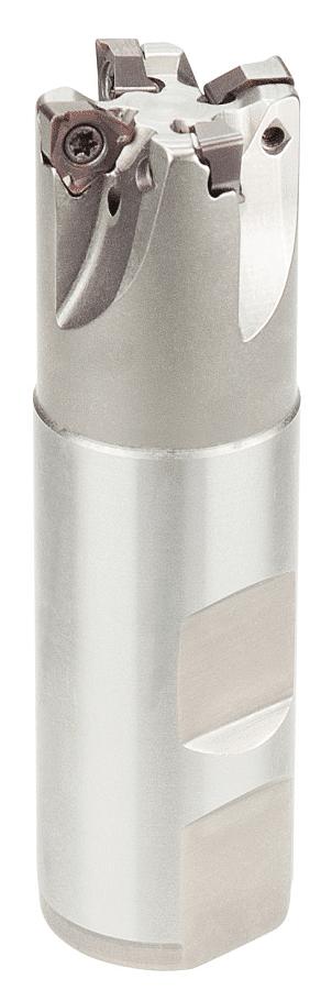 PreMill® Hoekfrees, met cilindrische opname, met binnenkoeling (BK), type: MR290A